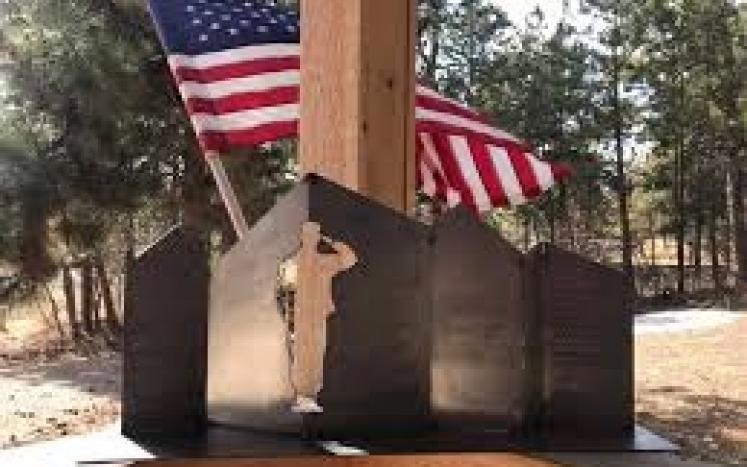 Spur of the Moment Veterans Memorial Fundraiser